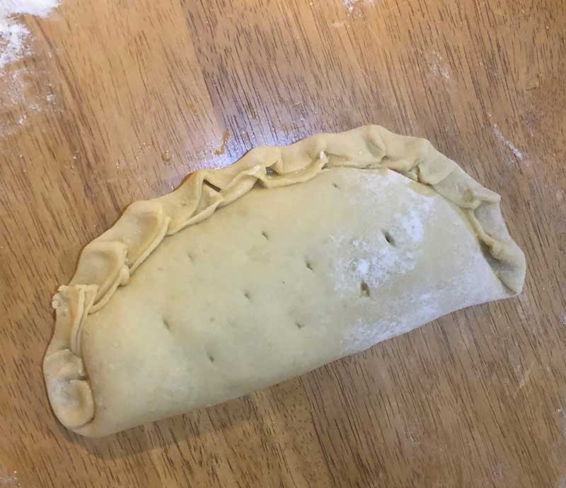 mayes creative pasty challange